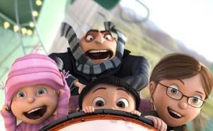 Extrait du film d'animation «Moi, moche et méchant».