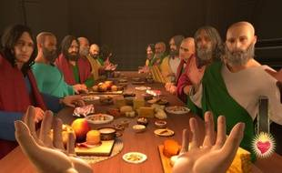Un jeu vidéo propose de revivre les miracles du Christ