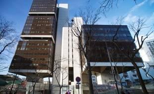 Le Centre Pierre-Mendès-France de l'université Paris-I.
