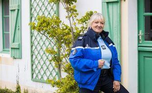 Charlotte De Turckheim dans le téléfilm «Meurtres à Belle-Île» sur France 3
