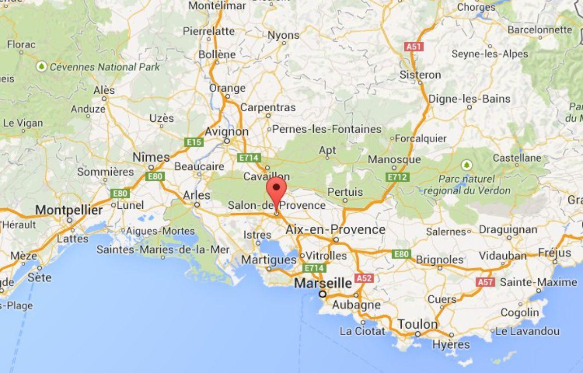 Salon de provence une adolescente meurt dans un accident de la route - Piscine salon de provence canourgues ...
