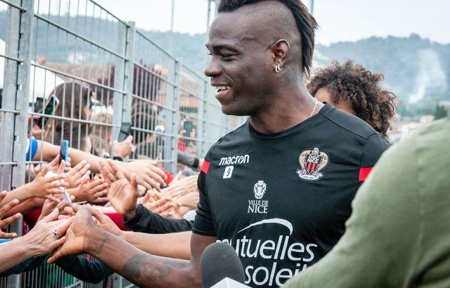 Mercato OM: Pendant que Balotelli reprend l'entraînement à Nice, un mystérieux colis lui est livré à Marseille