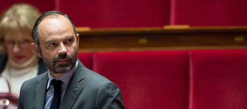 Edouard Philippe, le 18 décembre 2018 à l'Assemblée nationale.