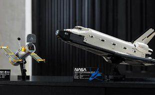 LEGO: un kit de 2.354 pièces en hommage à la NASA
