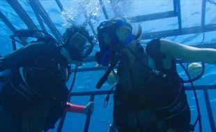Mandy Moore et Claire Holt dans  47 meters down de Johannes Roberts
