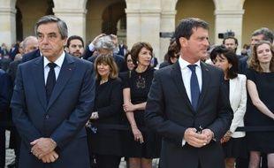 François Fillon et Manuel Valls