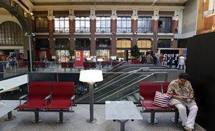 La gare de Lille Flandres.