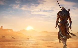 «Assassin's Creed Origins», d'Ubisoft, sortira le 27 octobre 2017.