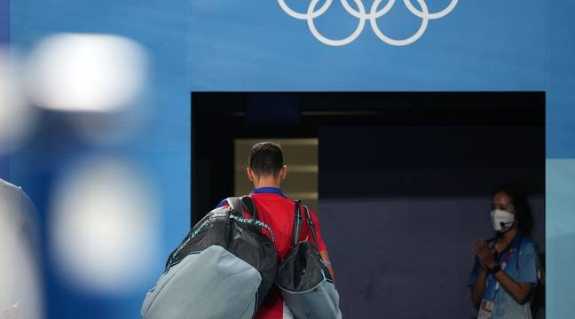 JO 2021 – Tennis : Adieu le golden slam… Zverev rappelle à Djokovic que « ce n'est pas possible de toujours gagner »
