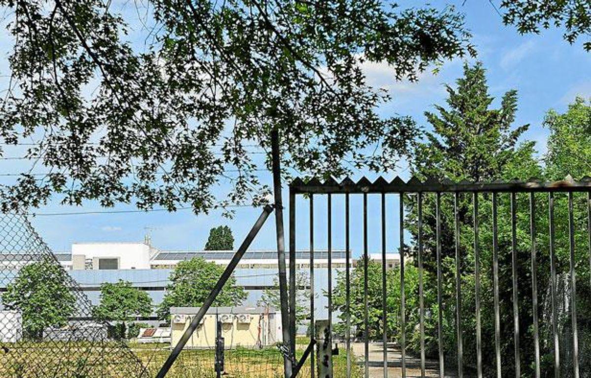Un site pollué aux PCB à Bordeaux-Lac.   – J-P.Vincent / 20 Minutes
