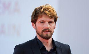 L'acteur Pierre Deladonchamps, au Festival de Deauville, en septembre 2019.