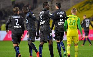 Balotelli, le buteur du succès (1-2) de Nice.