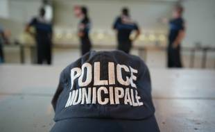 Illustration de la police municipale.