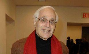 Le journaliste américain Edward Jay Epstein, auteur d'une contre-enquête sur l'affaire DSK, le 3 novembre 2011 à New York.