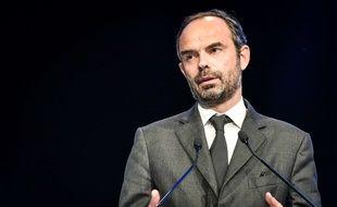 Le Premier ministre Edouard Philippe, le 20 octobre 2017 à Bordeaux