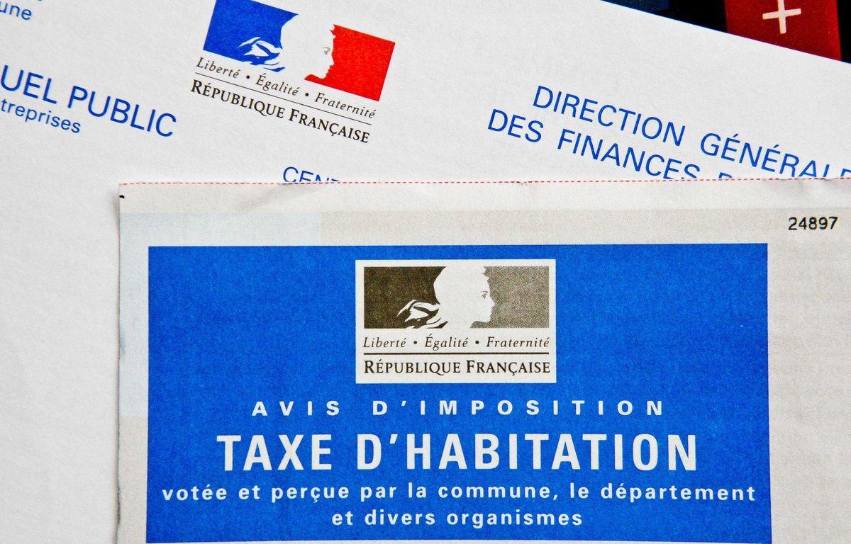 Taxe d'habitation – ff