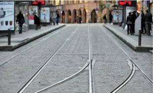 Le trafic des bus et des trams sera perturbé le 23 mars, si la CGT appelle à la grève.