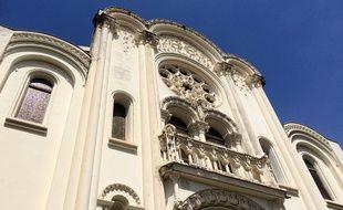 L'église Sainte-Thérèse-de-l'Enfant-Jésus de Nice