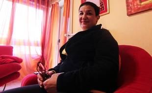 Nadia a cru mourir étouffée alors qu'elle mangeait au restaurant.