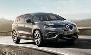Le prochain Renault Espace