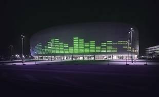 Bordeaux Metropole Arena sera illuminé en vert pour célébrer la Saint-Patrick.