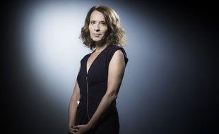 """Véronique Olmi fait partie des quatre finalistes du Goncourt des Lycéens pour son roman """"Bakhita"""" paru chez Albin Michel."""