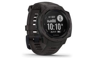 La montre connectée Garmin Instinct.