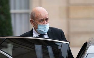 Le ministre français des Affaires étrangères Jean-Yves Le Drian a lancé un message de paix au monde musulman
