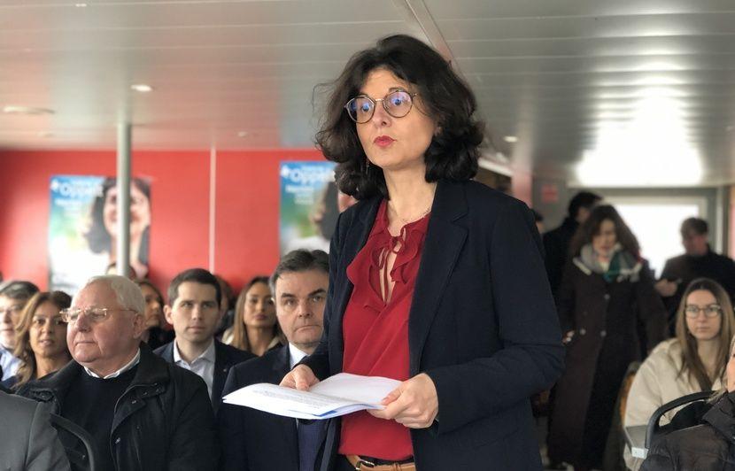 Municipales 2020 à Nantes : La candidate LREM Valérie Oppelt dévoile sa liste (sans Rugy)