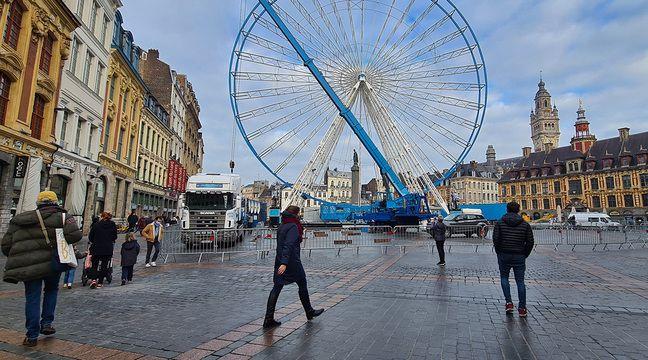 Confinement: Pourquoi peut-on faire de la grande roue à Amiens et pas à Lille?