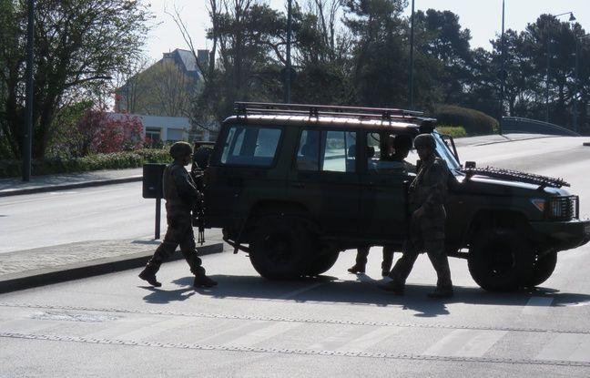 Rennes: Fausse alerte à la bombe près de la gare, l'auteur de l'appel craignait de manquer son train