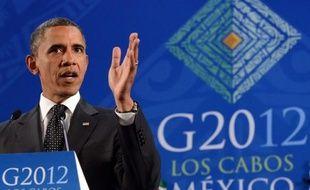 La croissance a été le maître-mot retenu par les chefs d'Etat et de gouvernement du G20 réunis à Los Cabos (Mexique), qui ont fait état de leur préoccupation pour l'économie européenne.