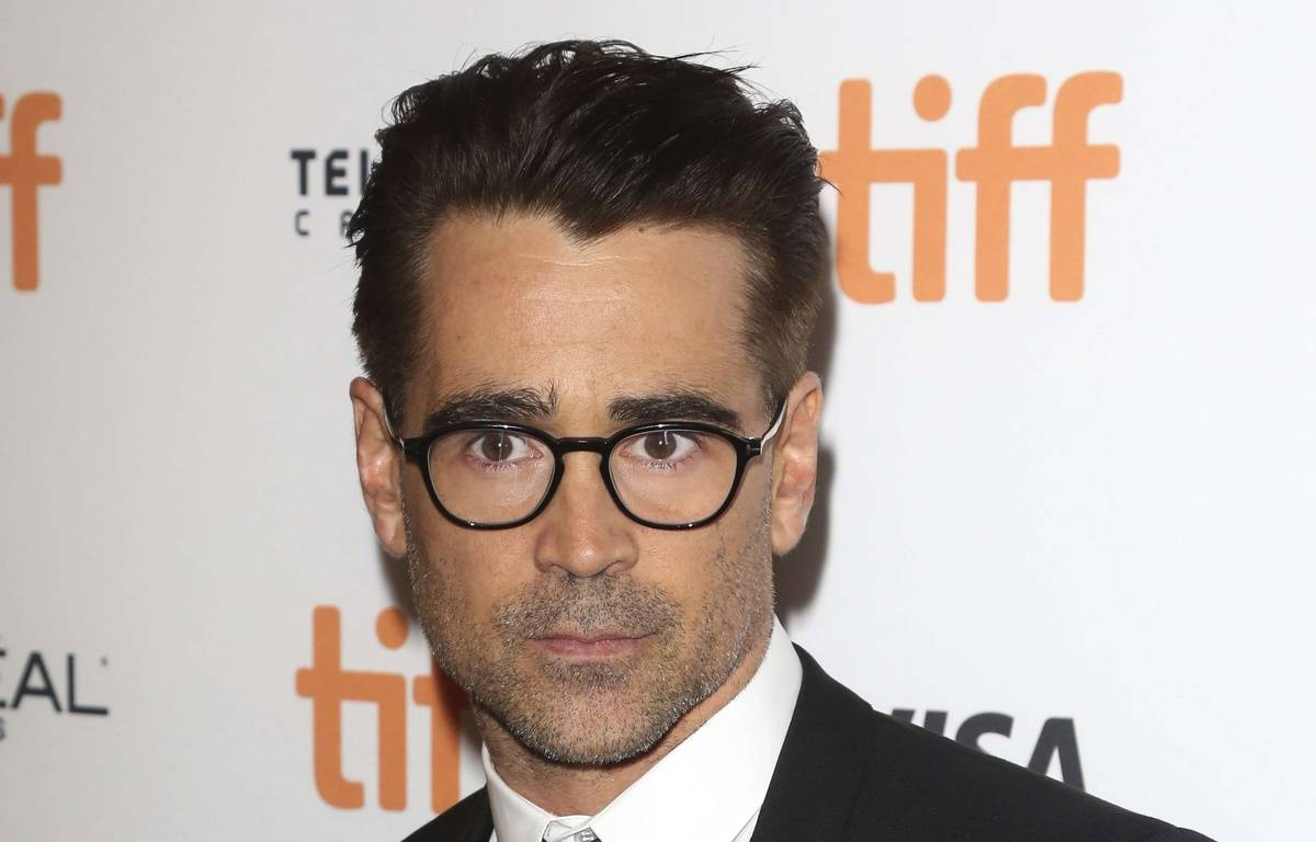 Colin Farrell au Festival international du Film de Toronto, le 9 septembre 2017. – SIPA
