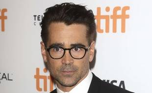 Colin Farrell au Festival international du Film de Toronto, le 9 septembre 2017.