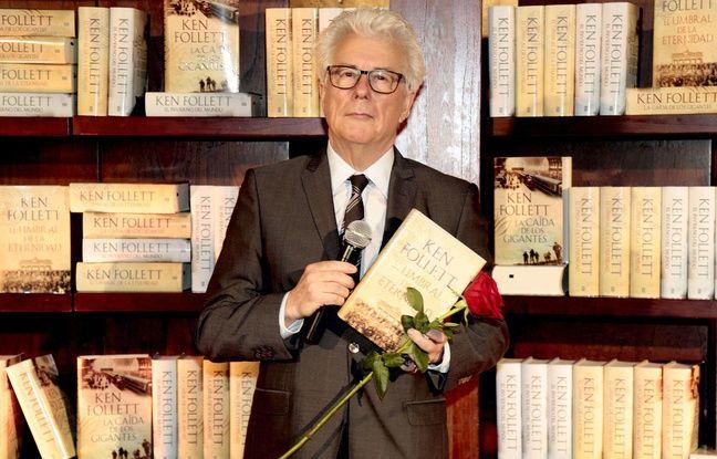 Le prochain roman de Ken Follet paraîtra à l'automne 2020