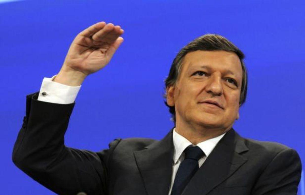 Le président de la Commission européenne, José Manuel Barroso, a estimé mercredi qu'il n'y aurait pas de renégociation du pacte de discipline budgétaire qui a été signé en mars par 25 pays de l'UE, contrairement au souhait du nouveau président français, François Hollande. – Thierry Charlier afp.com