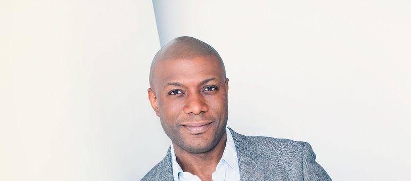 Harry Roselmack, présentateur de «Sept à huit» sur TF1