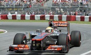 Le Britannique Lewis Hamilton (McLaren) a remporté le Grand Prix du Canada de Formule 1, 7e manche de la saison 2012, dimanche sur le circuit Gilles-Villeneuve, à Montréal, devant le Français Romain Grosjean (Lotus), 2e, et le Mexicain Sergio Pérez (Sauber), 3e.