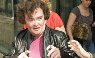 Susan Boyle à Birmingham, le 13 juin 2009