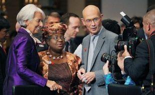 Vingt ans après de douloureux programmes d'ajustements structurels, les dirigeants africains venus à la réunion annuelle du FMI ont salué un changement d'approche des institutions financières, à l'heure où le continent tente de résister aux tourments économiques occidentaux.