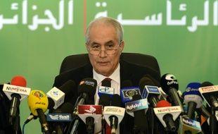 Tayeb Belaiz, le président du Conseil constitutionnel algérien, a démissionné, le 16 avril 2019.