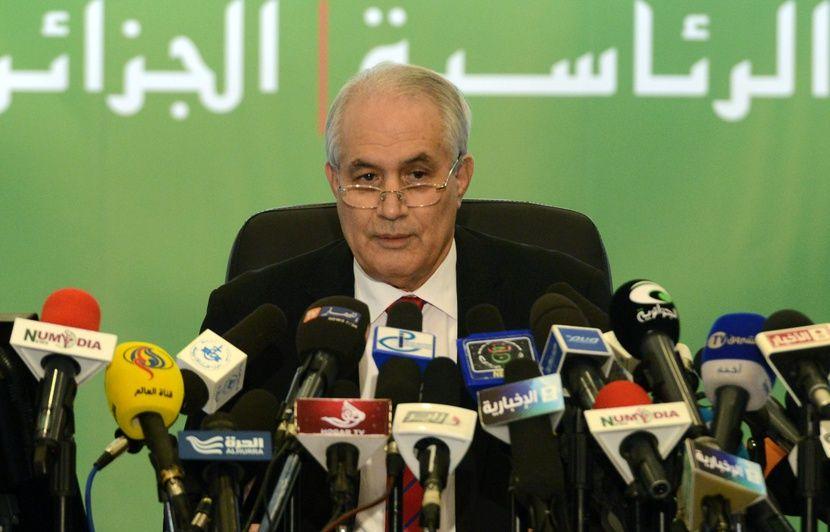 Algérie: Après Abdelaziz Bouteflika, le président du Conseil constitutionnel démissionne