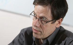 Lille, le 14 avril 2011. Le chercheur Philippe Froguel, directeur de l'institut européen de génomique du diabète.