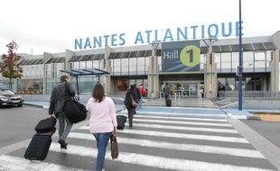 L'aéroport Nantes-Atlantique (illustration).