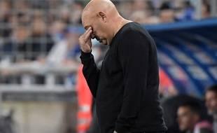 Ca va mal pour le FC Metz de Frédéric Antonetti.
