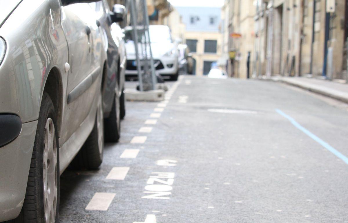 Illustration voiture, stationnement – M.Bosredon/20Minutes
