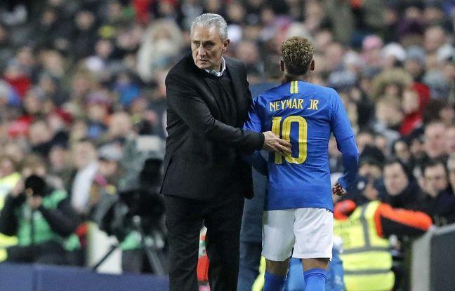 Ligue des champions: Tite d'accord avec le PSG sur la gestion de Neymar avant Dortmund