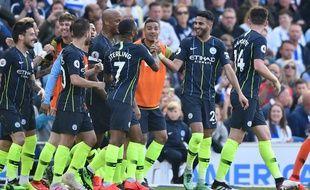 Manchester City s'envole vers le titre de champion d'Angleterre.