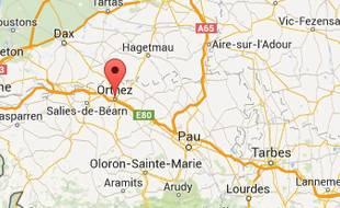 Orthez ( Pyrenees-Atlantiques)