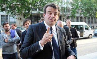 Thierry Solère, député UMP des Hauts-de-Seine.